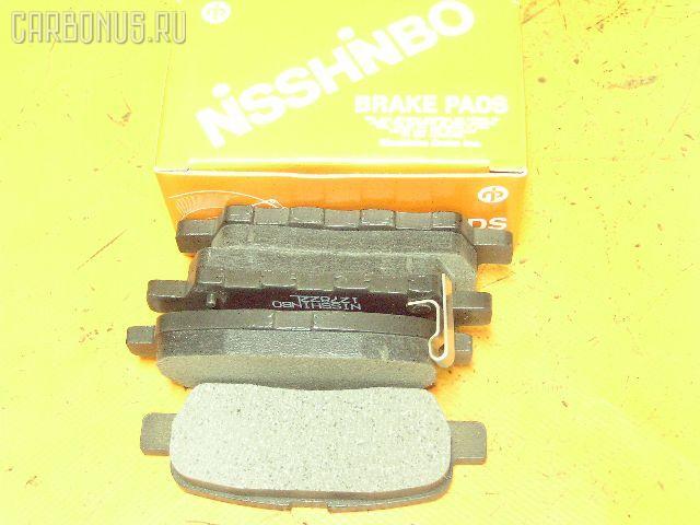 Тормозные колодки NISSAN X-TRAIL NT30. Фото 9