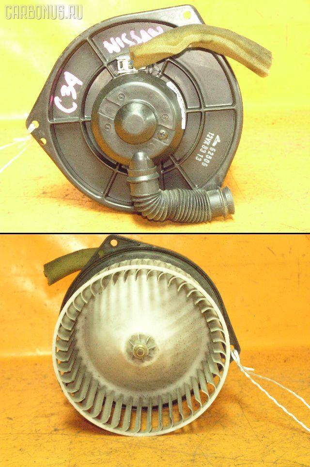 Мотор печки NISSAN LAUREL GC34. Фото 1