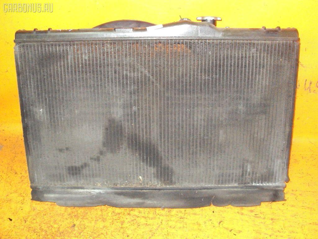 Радиатор ДВС TOYOTA CRESTA GX90 1G-FE. Фото 3