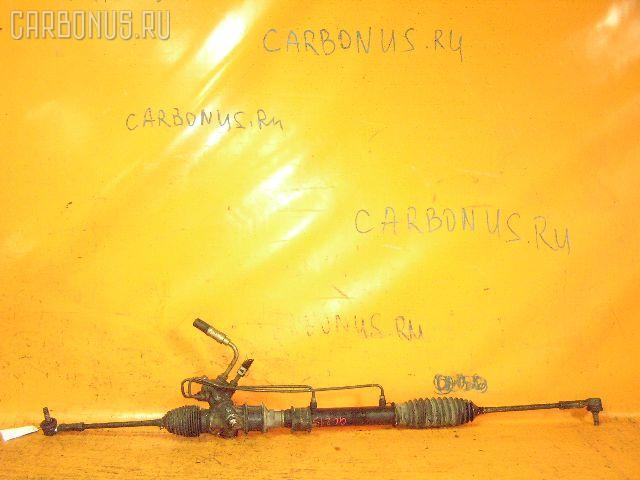 Рулевая рейка SUZUKI CULTUS GC21S G15A. Фото 1