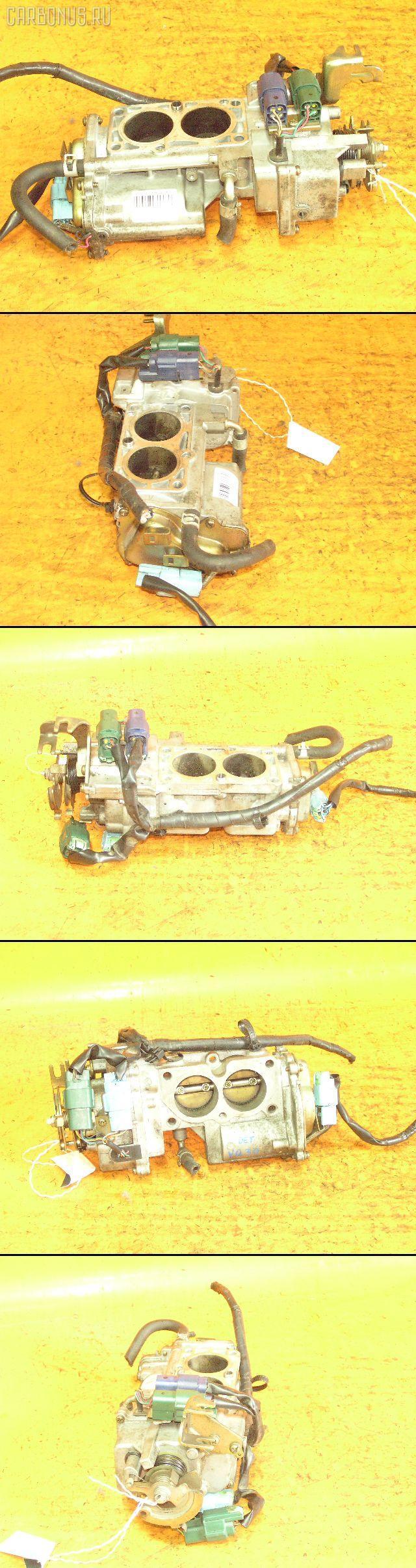 Дроссельная заслонка NISSAN CEDRIC HY34 VQ30DET. Фото 1