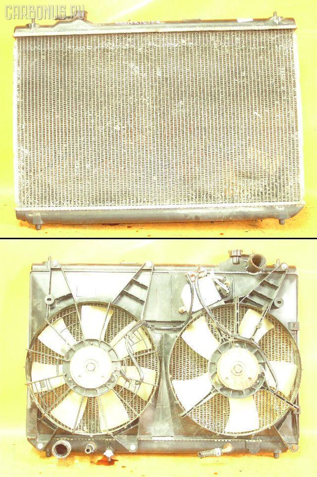 Радиатор ДВС TOYOTA HARRIER MCU10W 1MZ-FE. Фото 5