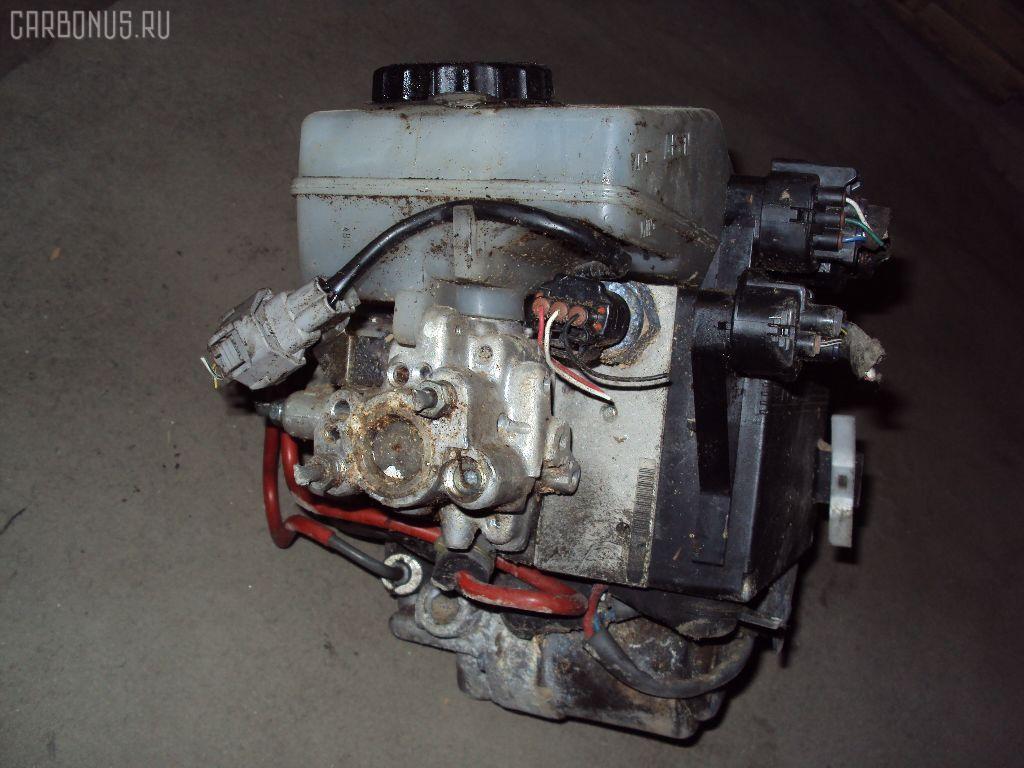 Главный тормозной цилиндр TOYOTA PROGRES JCG11 2JZ-FSE. Фото 4