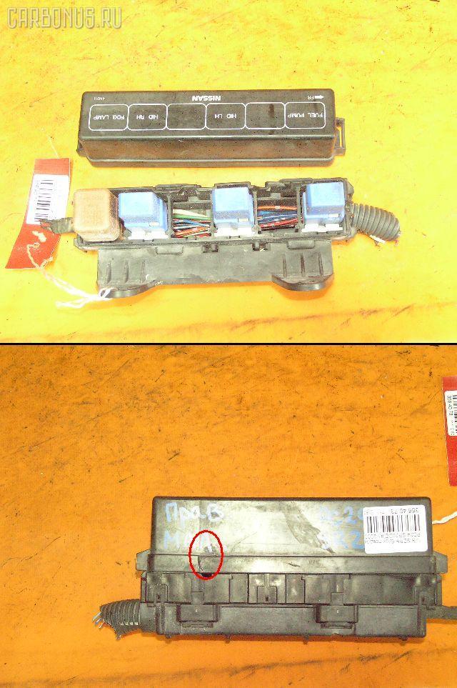 Блок предохранителей NISSAN SERENA PC24 SR20DE.