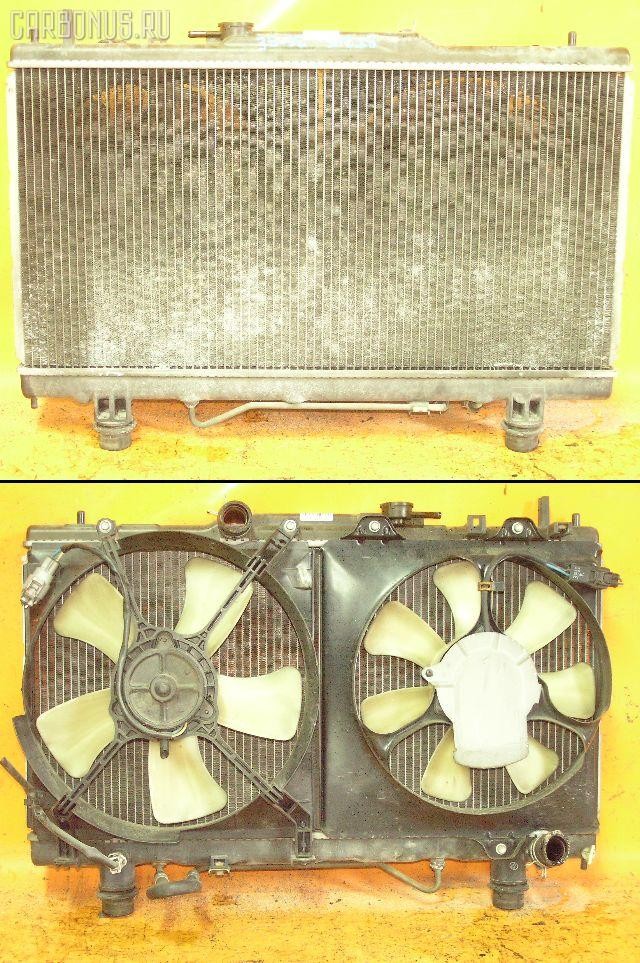 Радиатор ДВС TOYOTA CALDINA ST215G 3S-GE. Фото 2