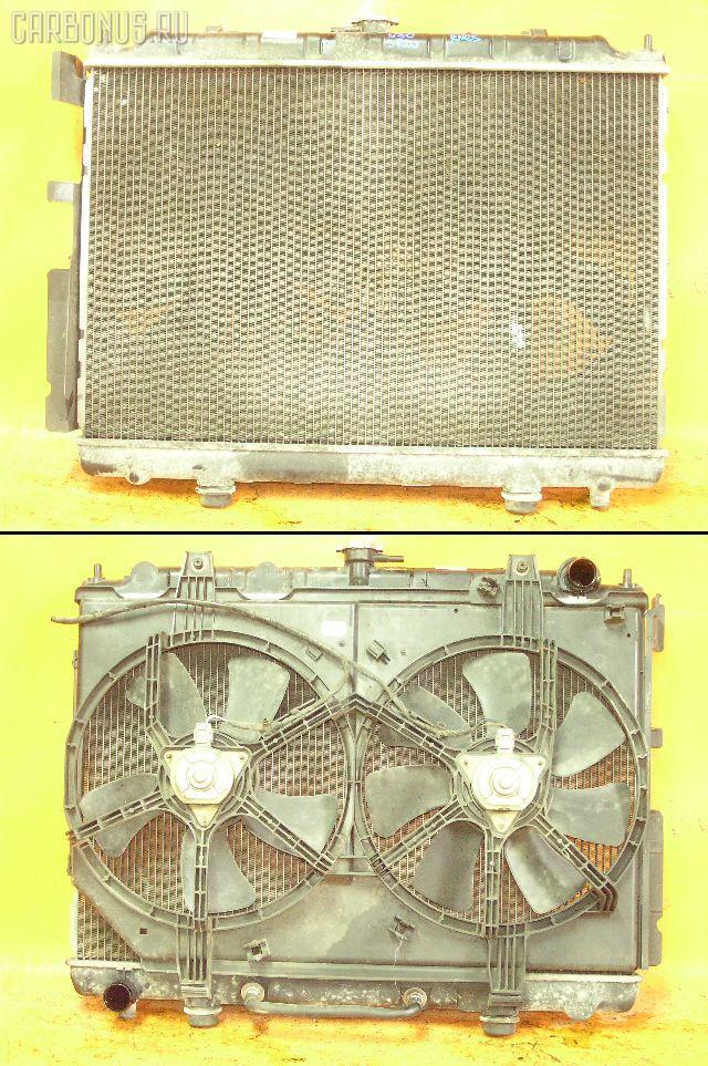 Радиатор ДВС NISSAN RNESSA N30 SR20DE. Фото 8
