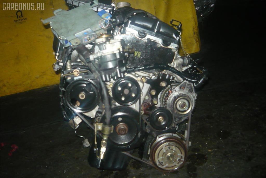 Двигатель NISSAN RASHEEN RFNB14 GA15DE. Фото 3