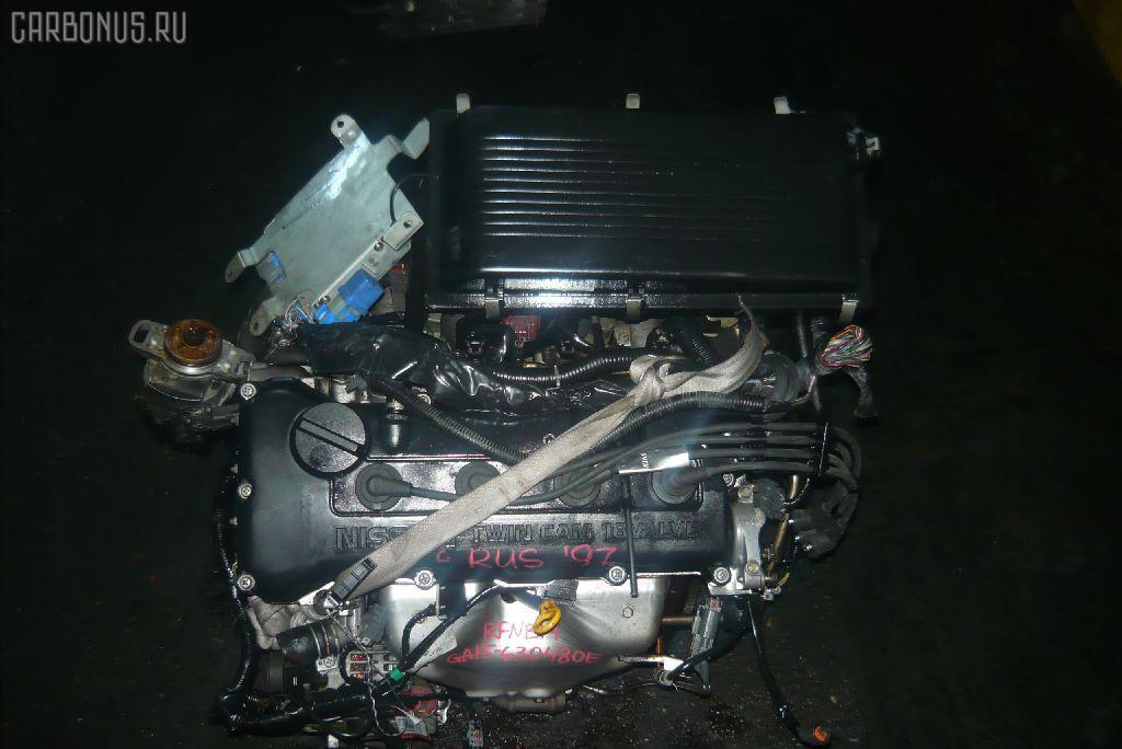 Двигатель NISSAN RASHEEN RFNB14 GA15DE. Фото 4