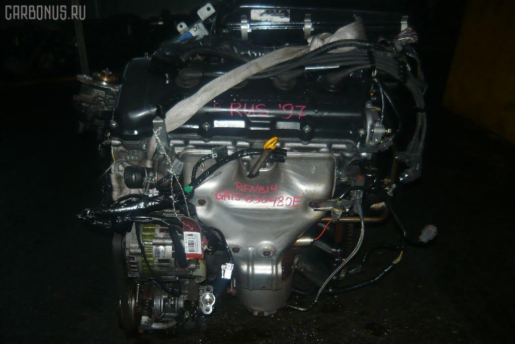 Двигатель NISSAN RASHEEN RFNB14 GA15DE. Фото 5