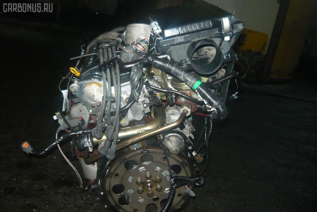 Двигатель NISSAN RASHEEN RFNB14 GA15DE. Фото 6