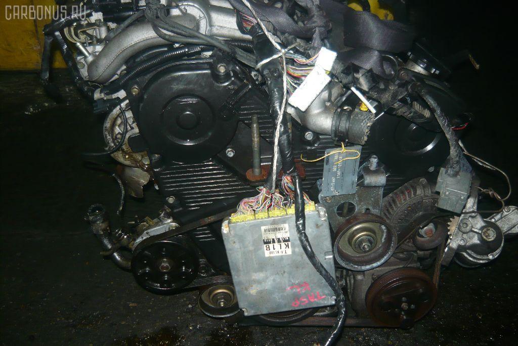 Двигатель MAZDA MILLENIA TA5P KL-ZE. Фото 10