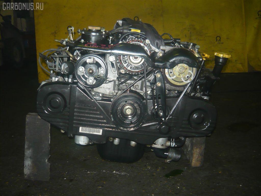Двигатель SUBARU FORESTER SF5 EJ20J. Фото 3