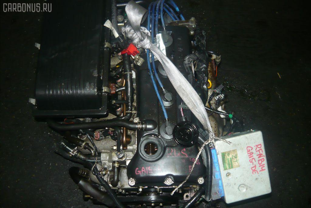 Двигатель NISSAN RASHEEN RFNB14 GA15DE. Фото 9
