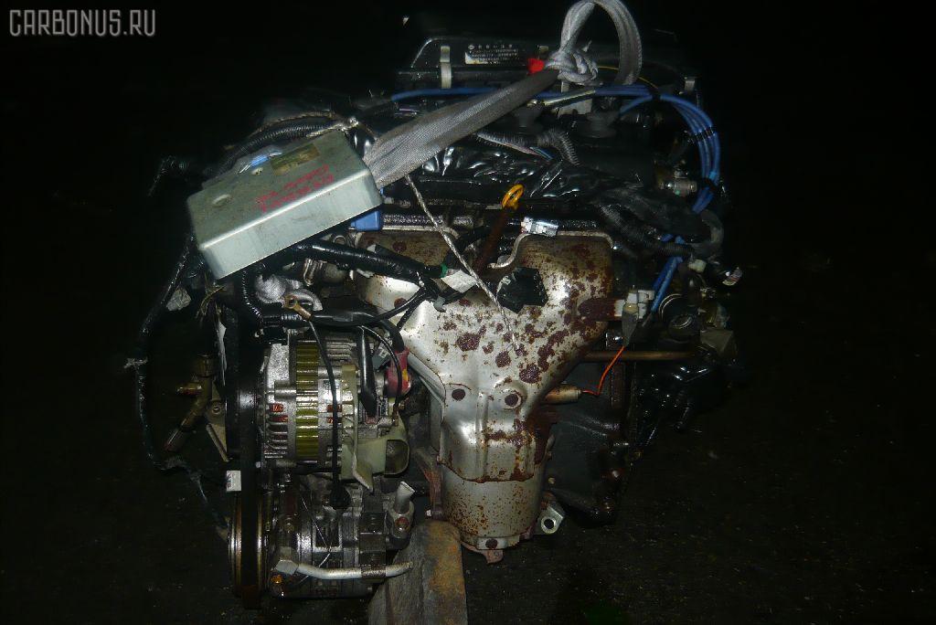 Двигатель NISSAN RASHEEN RFNB14 GA15DE. Фото 11