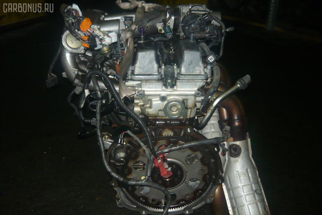 Двигатель TOYOTA PROGRES JCG10 1JZ-GE. Фото 6
