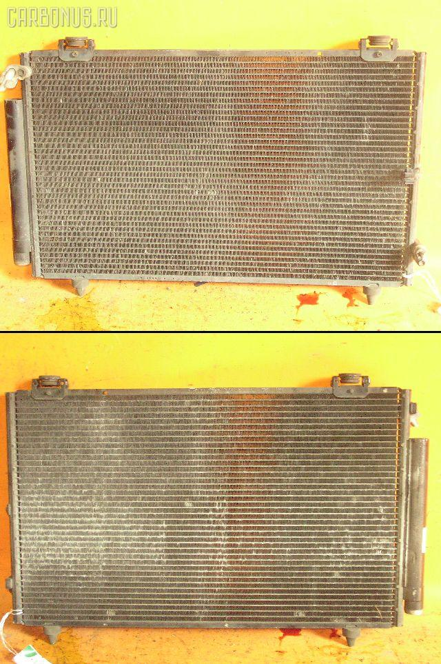 Радиатор кондиционера TOYOTA COROLLA RUNX NZE121 1NZ-FE. Фото 2