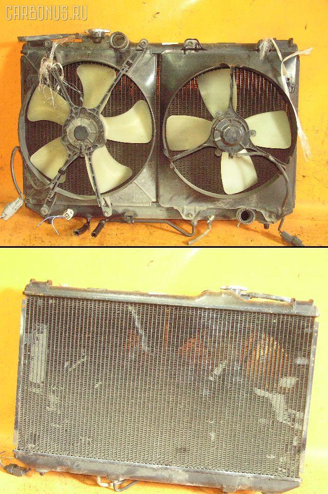 Радиатор ДВС TOYOTA VISTA SV32 3S-FE. Фото 11