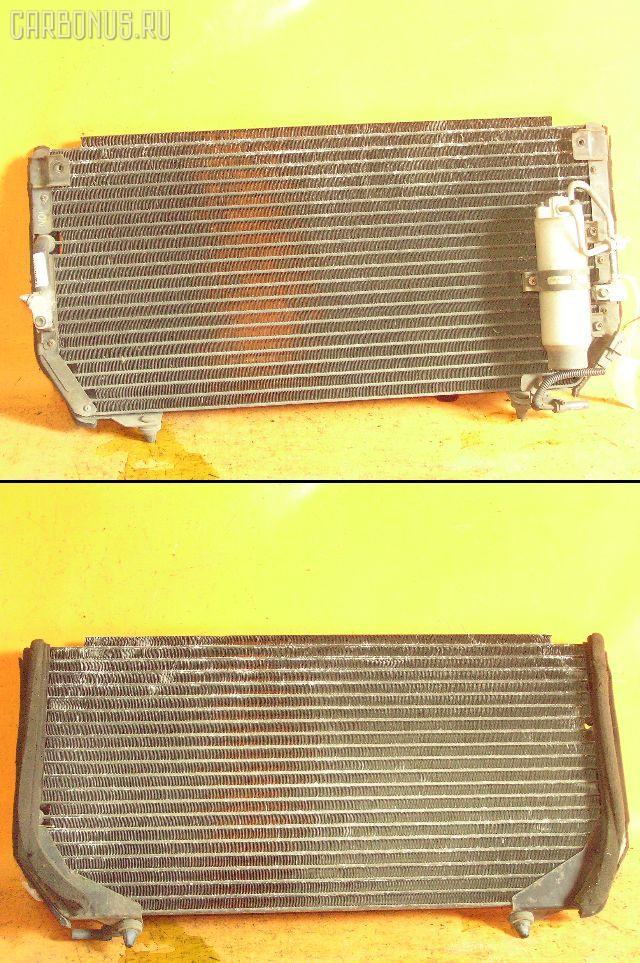 Радиатор кондиционера TOYOTA VISTA SV32 3S-FE. Фото 1