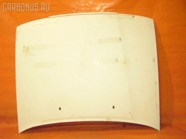 Капот TOYOTA SPRINTER CARIB AE95G. Фото 2