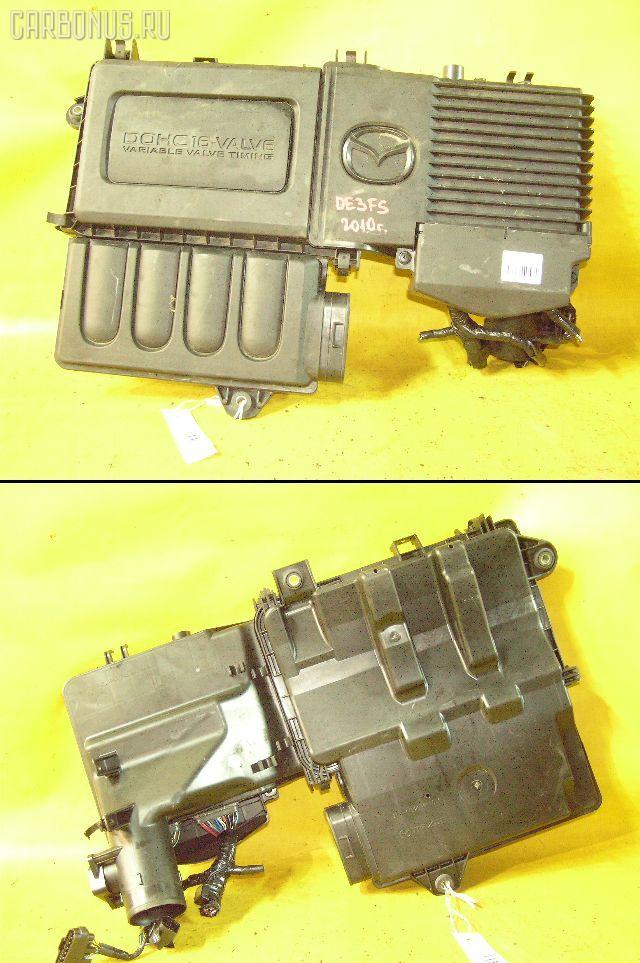 Блок EFI Mazda Demio DE3FS ZJ-VEM Фото 1