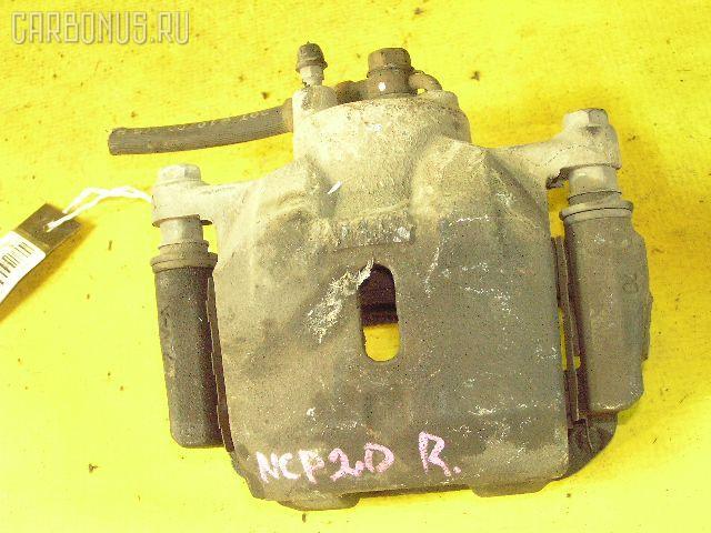 Суппорт TOYOTA BB NCP35 1NZ-FE. Фото 9