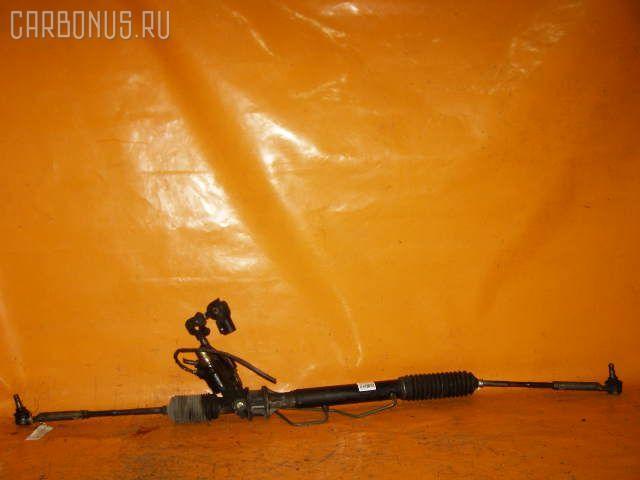 Рулевая рейка SUBARU LEGACY WAGON BG5 EJ20TT. Фото 2