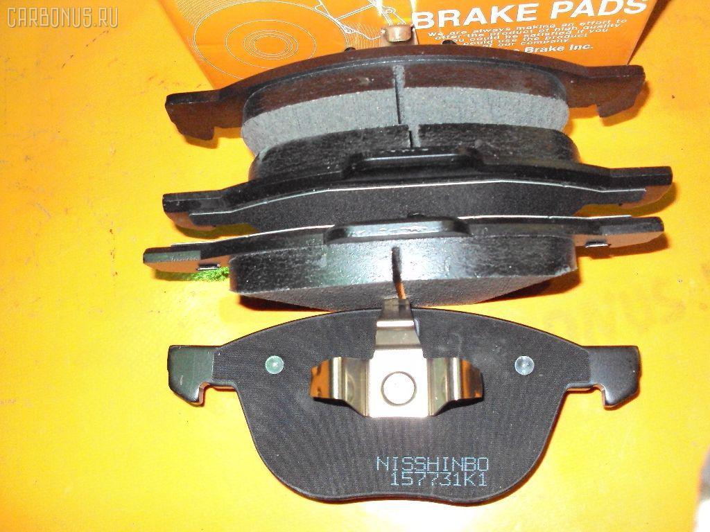 Тормозные колодки Mazda Axela BK3P Фото 1