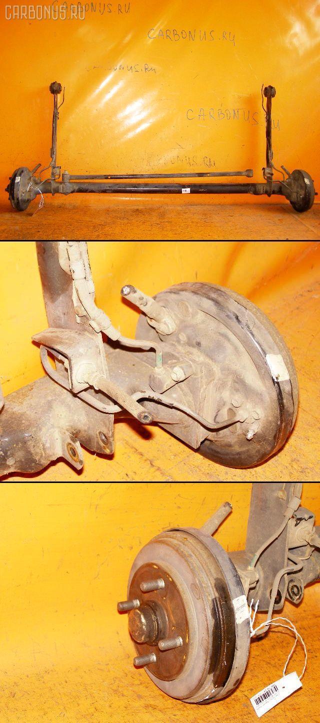 Балка подвески TOYOTA TERCEL EL51 4E-FE. Фото 7