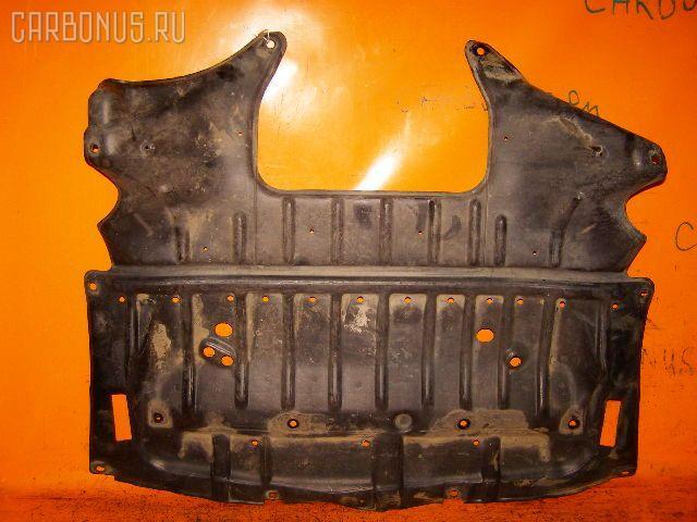 Защита двигателя TOYOTA CHASER GX90 1G-FE. Фото 3