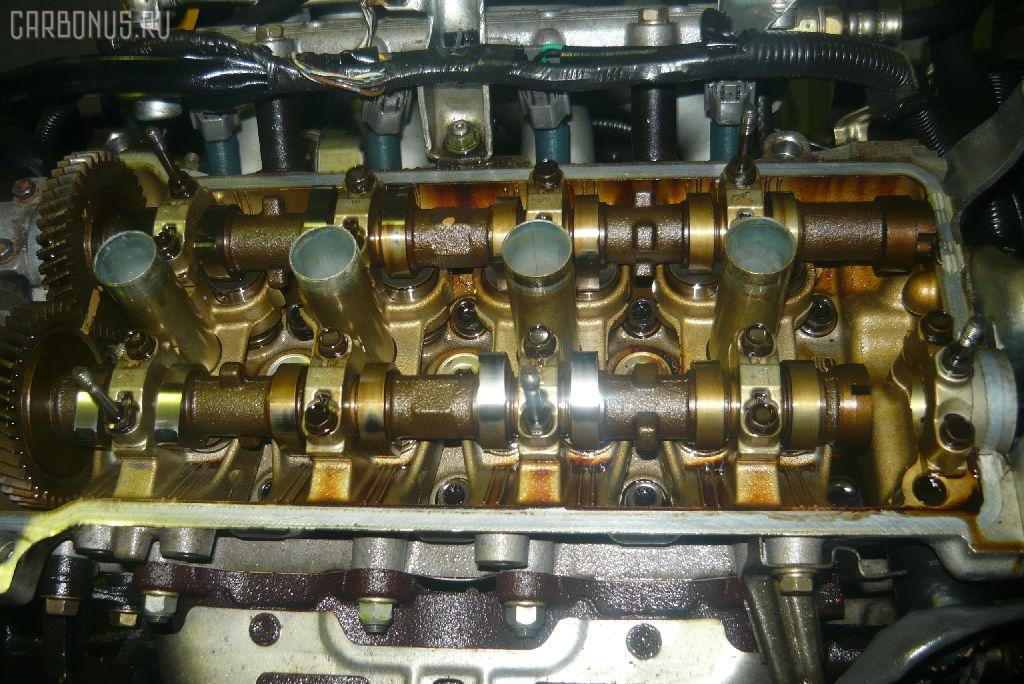 Двигатель TOYOTA CORSA EL51 4E-FE. Фото 1