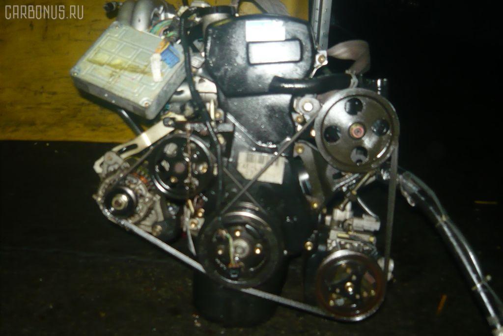 Двигатель TOYOTA CORSA EL51 4E-FE. Фото 3
