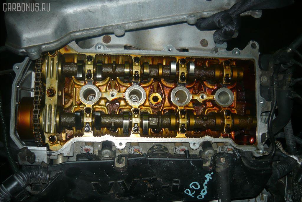 Двигатель TOYOTA VISTA ZZV50 1ZZ-FE. Фото 1