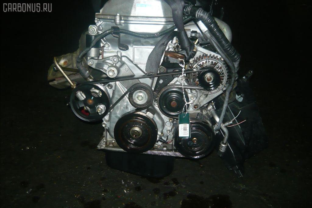 Двигатель TOYOTA VISTA ZZV50 1ZZ-FE. Фото 3