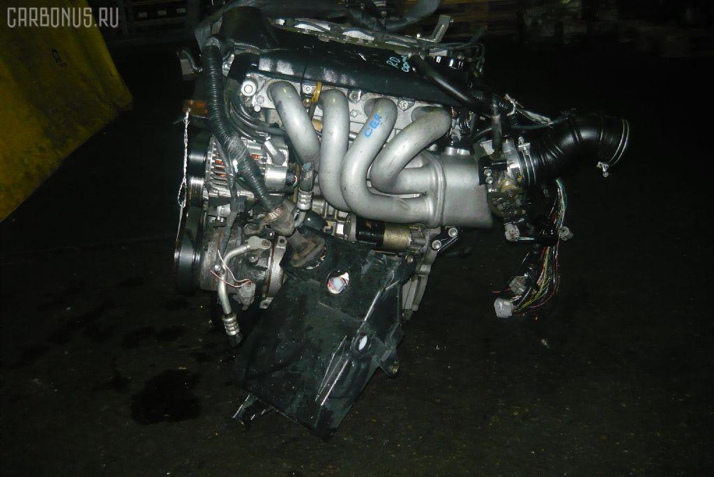 Двигатель TOYOTA VISTA ZZV50 1ZZ-FE. Фото 5