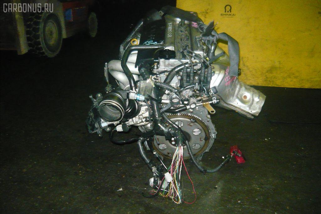 Двигатель TOYOTA VISTA ZZV50 1ZZ-FE. Фото 6