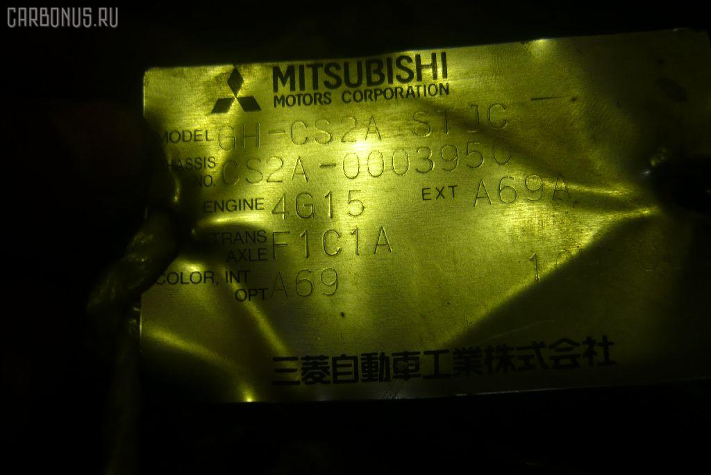 КПП автоматическая MITSUBISHI LANCER CEDIA CS2A 4G15. Фото 9