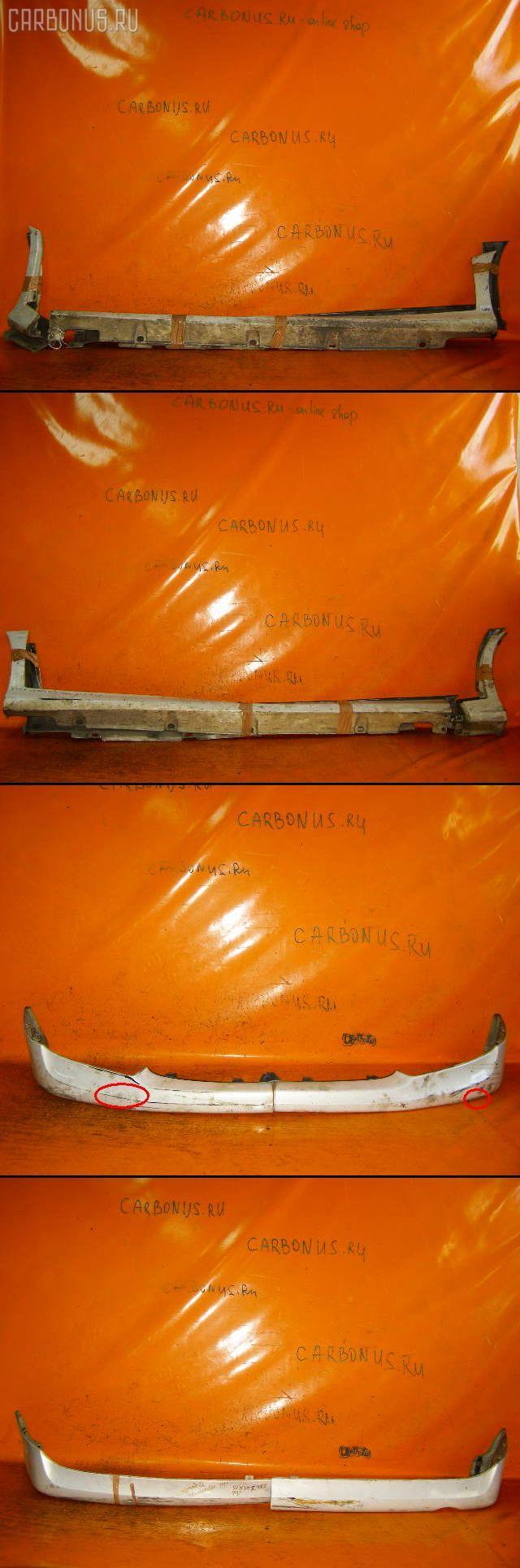Порог кузова пластиковый ( обвес ) TOYOTA IPSUM SXM10G. Фото 11