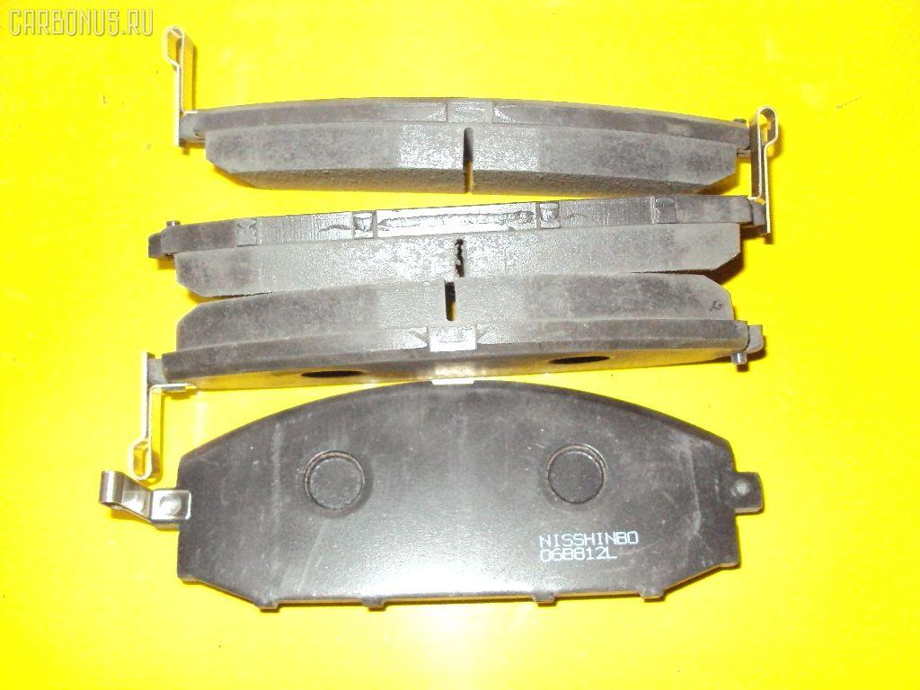 Тормозные колодки NISSAN SAFARI Y61. Фото 2