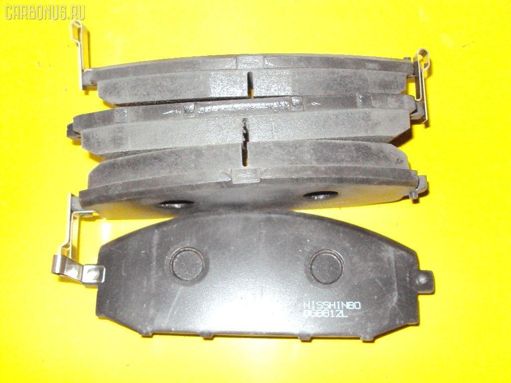 Тормозные колодки Nissan Safari WRGY61 Фото 1