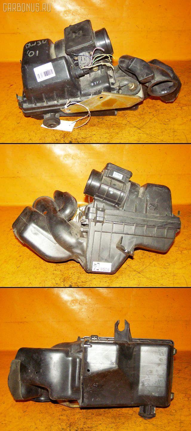 Корпус воздушного фильтра MAZDA DEMIO DW3W B3. Фото 11