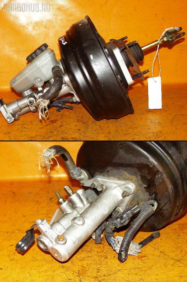 Главный тормозной цилиндр TOYOTA CROWN JZS141 1JZ-GE. Фото 8