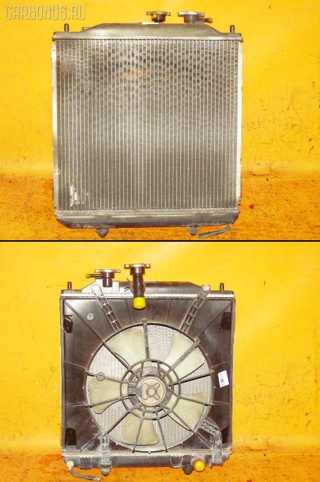 Радиатор ДВС DAIHATSU ATRAI WAGON S220G EF-VE Фото 1