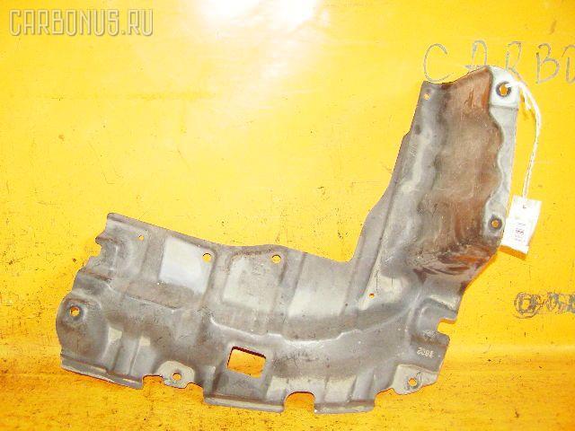 Защита двигателя TOYOTA VITZ SCP10 1SZ-FE. Фото 4