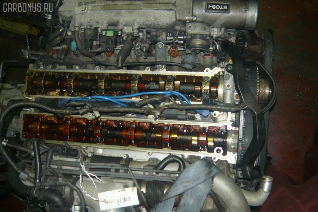 Двигатель TOYOTA ARISTO JZS161 2JZ-GTE. Фото 7
