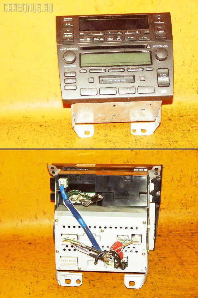 Блок управления климатконтроля TOYOTA ARISTO JZS161 2JZ-GTE. Фото 4