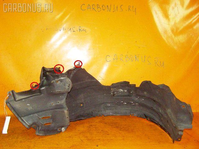 Подкрылок TOYOTA MARK II JZX110 1JZ-FSE. Фото 5