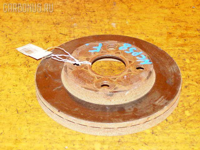 Тормозной диск TOYOTA FUNCARGO NCP20. Фото 11