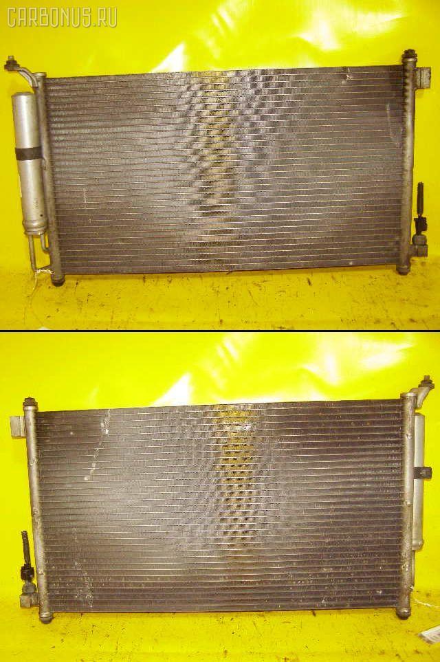 Радиатор кондиционера NISSAN MARCH BNK12 CR14DE. Фото 2