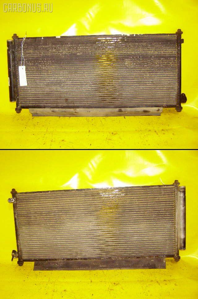 Радиатор кондиционера HONDA FIT GD2 L13A. Фото 4