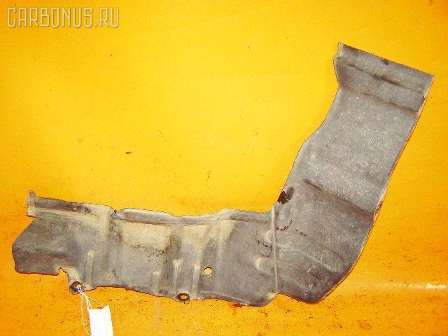 Защита двигателя TOYOTA COROLLA II EL51 4E-FE. Фото 3